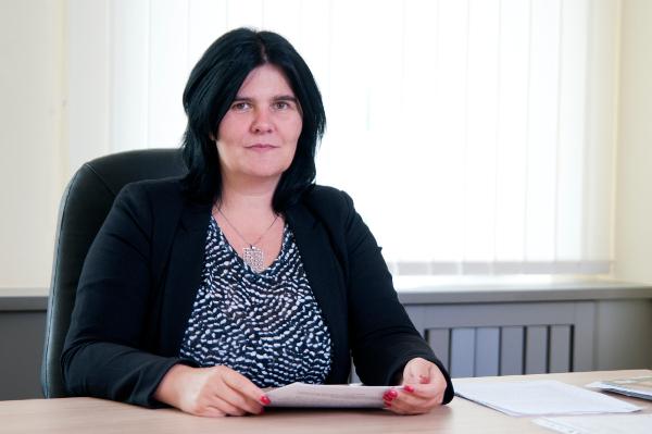 I Zastępca Prezydenta Miasta Pabianic Aleksandra Jarmakowska-Jasiczek