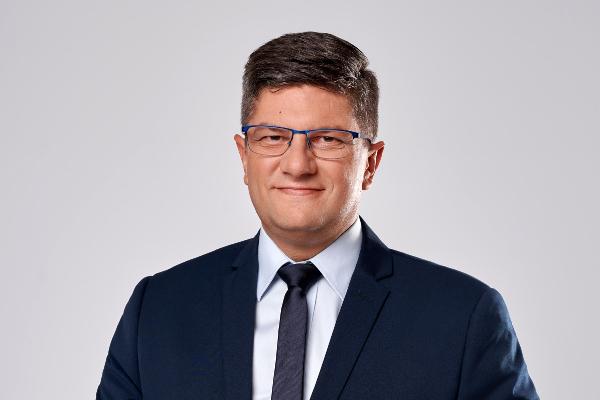 Prezydent Miasta Grzegorz Mackiewicz