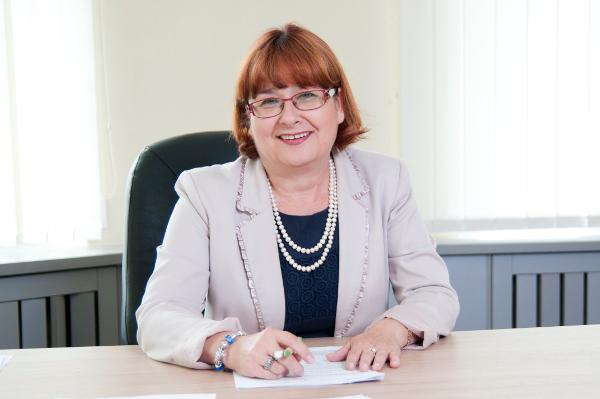 Skarbnik Miasta Pabianic Anna Łosiak